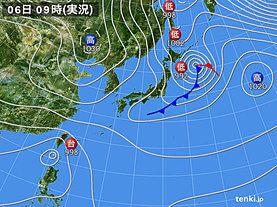 新潟市西区の3時間天気 - 日本気象協会 tenki.jp
