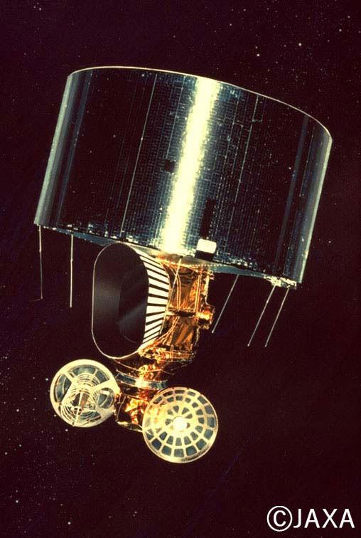 日本初の静止気象衛星「ひまわり」打ち上げ成功。(1978年4月6日~観測開始)