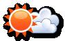 アデレード:晴時々曇