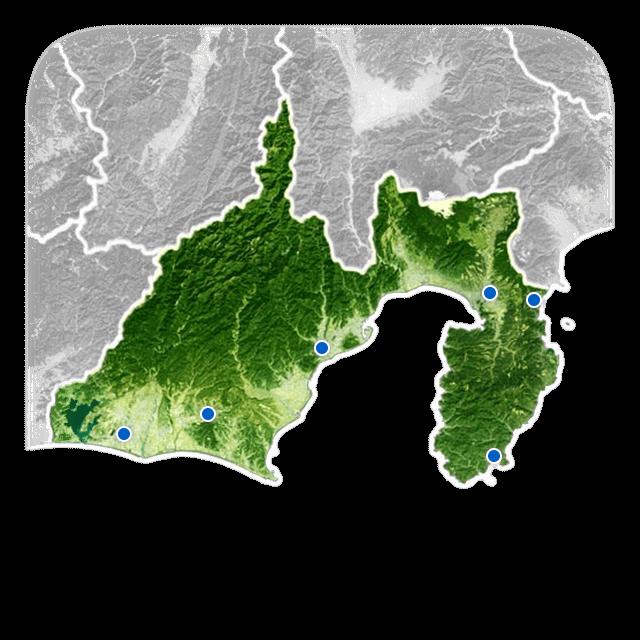 静岡県の天気