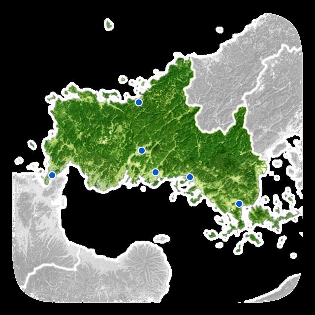 山口県の天気