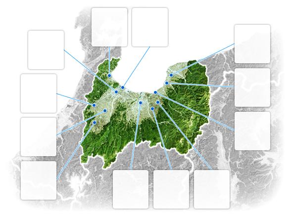 富山県の天気
