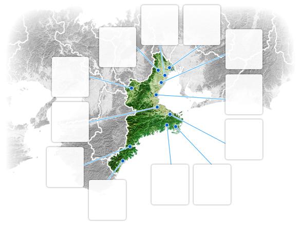 三重県の天気