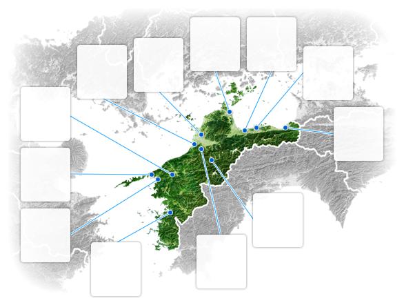 愛媛県の天気