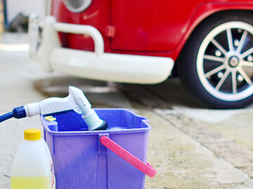 洗車指数(指数:70:洗車には、いまいちの天気かな)