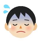 指数:50:風邪予防に、睡眠を十分に取ろう