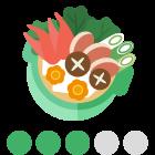 指数:60:鴨すき(滋賀)で鴨肉味わおう