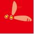蚊ケア指数(指数:蚊ケアLv5:蚊に注意!蚊ケア必須です)