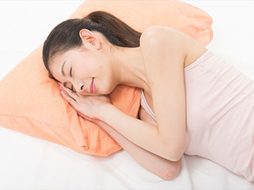 睡眠指数(少し寒い夜:寒い時は、寒さ対策を)