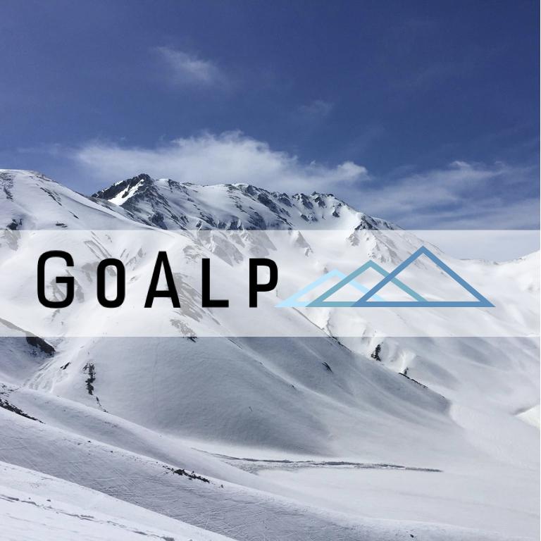 GoALP – 山を楽しむ人のための安心・安全登山メディア