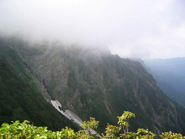谷川岳天神峠