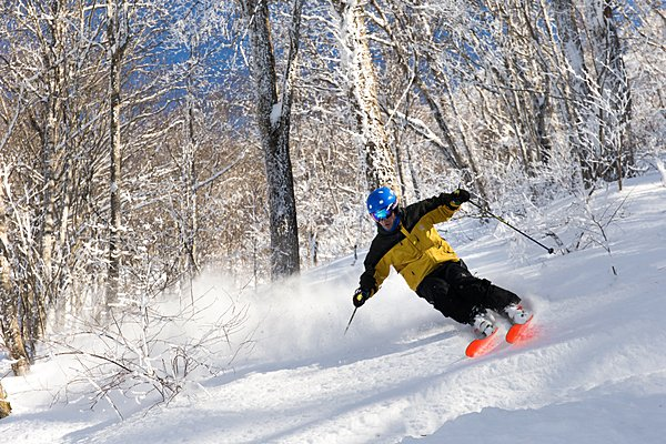"""テクノロジー革新により""""難しさ""""を払拭した「スキー」"""