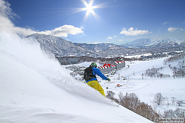 スキーヤー&スノーボーダーは天気図をどう見る?狙うのは雪質最高のパウダース…