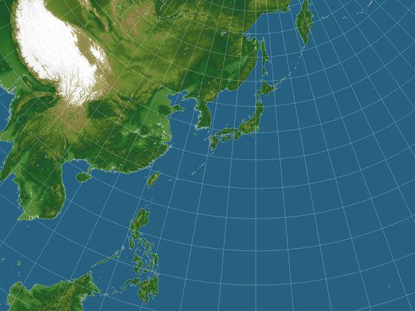 現在、台風は発生していません