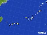 沖縄地方の前3時間