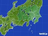 関東・甲信地方の前3時間