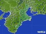 三重県の前24時間
