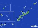沖縄県の前24時間