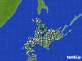 北海道地方の前48時間