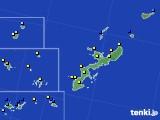 沖縄県の前72時間
