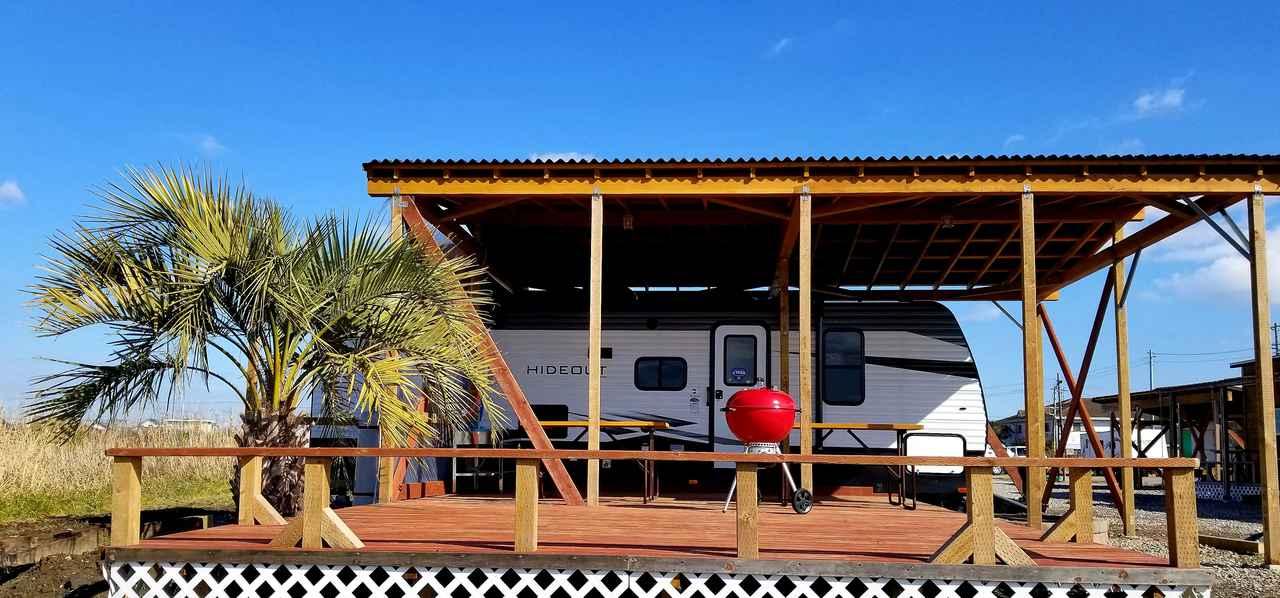 プライベート空間でアウトドア体験! USAトレーラーハウス泊可能な関東おすすめキャンプ場5選