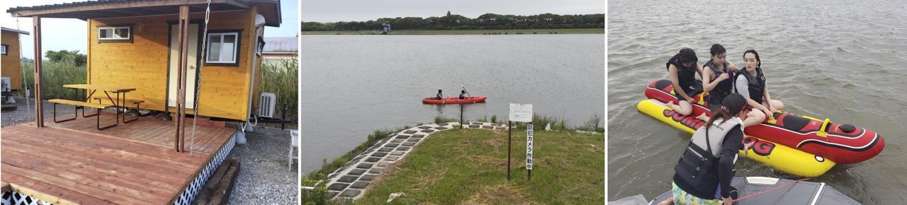 画像: 画像提供:Water Garden Resort キャンプ&マリーナ water-garden-resort.com