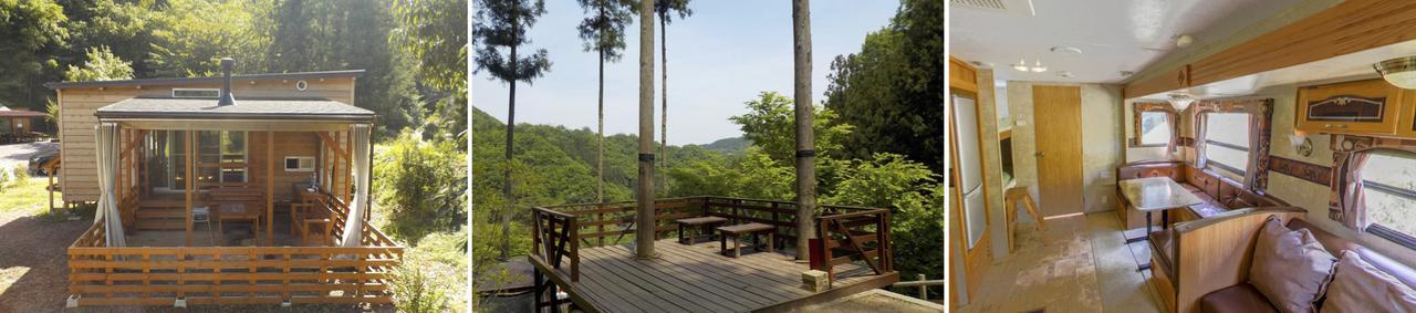画像: 満願ビレッジオートキャンプ場:HPより www.manganvillage.com