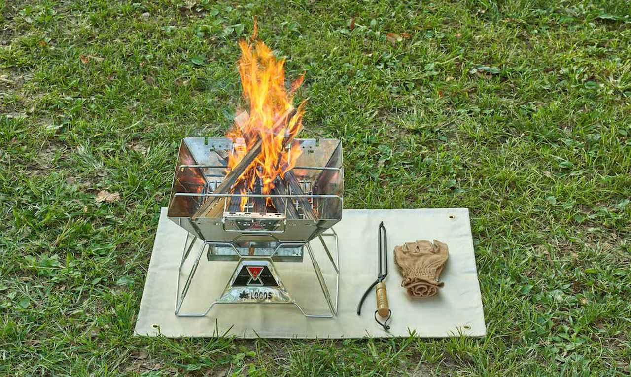 【注目リリース】火の粉から大地を守る! LOGOS(ロゴス)より断熱性に優れた「耐火・断熱シート」シリーズが登場。