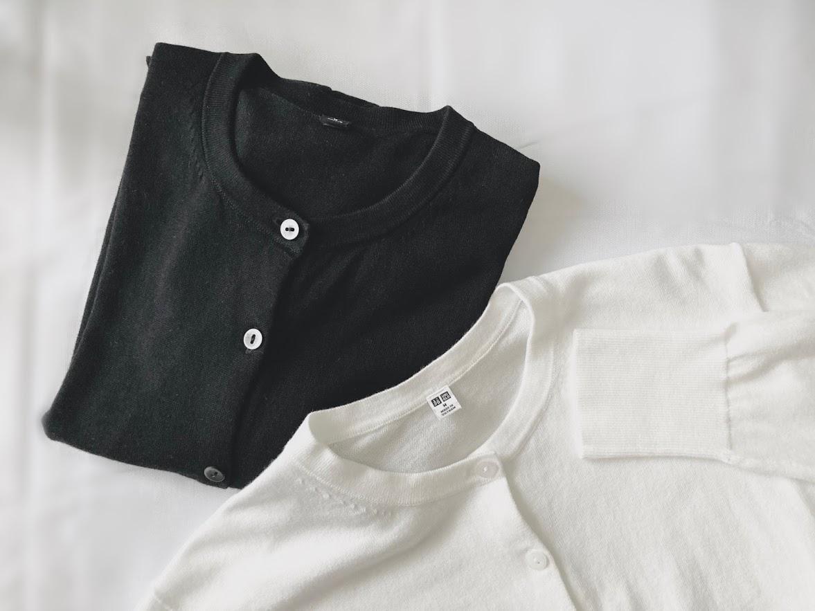 【ユニクロのUVカット】着るだけで紫外線ブロック!パーカー・カーディガンなどおすすめアイテム紹介