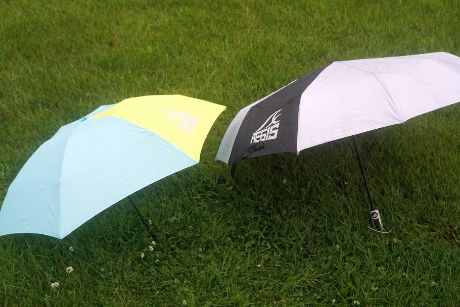 【ワークマンで雨対策】サリーが折りたたみ傘2種類を徹底比較! 超軽量コンパクトとタフでビッグサイズ、どちらが好み?