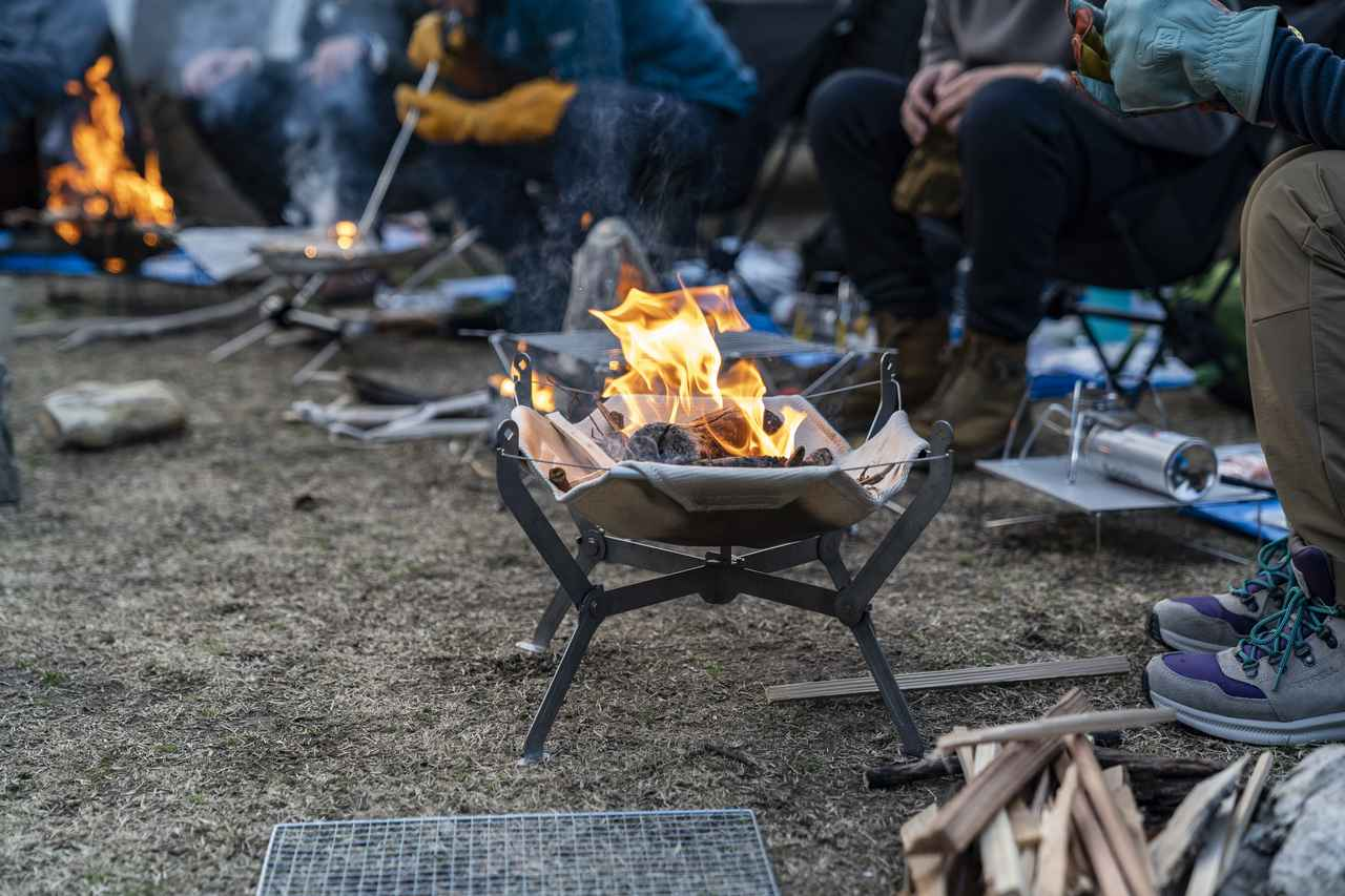 【焚き火台】ソロキャンプ・ツーリングに! コンパクト&軽量さ重視のおすすめ5選