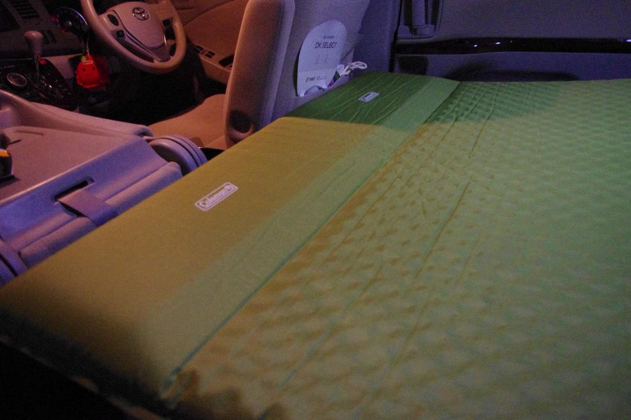 画像2: 【車中泊】やってみよう車中泊!時々実施の筆者の体験談と一般車でもこれだけそろえれば安心グッズをご紹介。