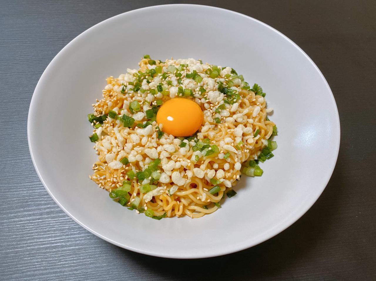 【インスタントラーメンアレンジレシピ】力尽きた日でも作れる! 簡単ズボラ飯を紹介
