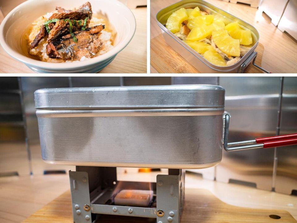炊飯 メスティン メスティンの炊飯に必要な時間は?基本の作り方3ステップを伝授!|YAMA HACK