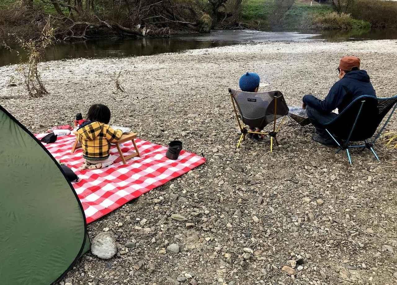 【初心者必見】子どもと一緒に行く「冬のデイキャンプ」楽しみ方!焚火やフィールドビンゴなど…大自然を堪能