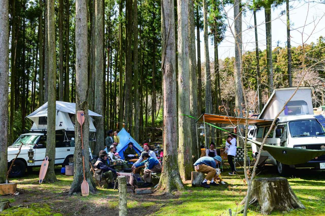 全身全霊でキャンプを楽しむ人は「ブレないテーマ」を持っている! 車を中心としたこだわりキャンプスタイルを披露