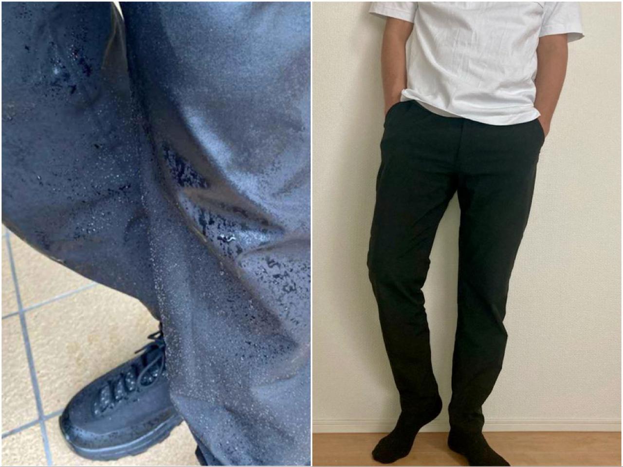 【ワークマンの防水パンツ】直履き可能! レインウェアにも使える全天候型パンツを徹底レビュー