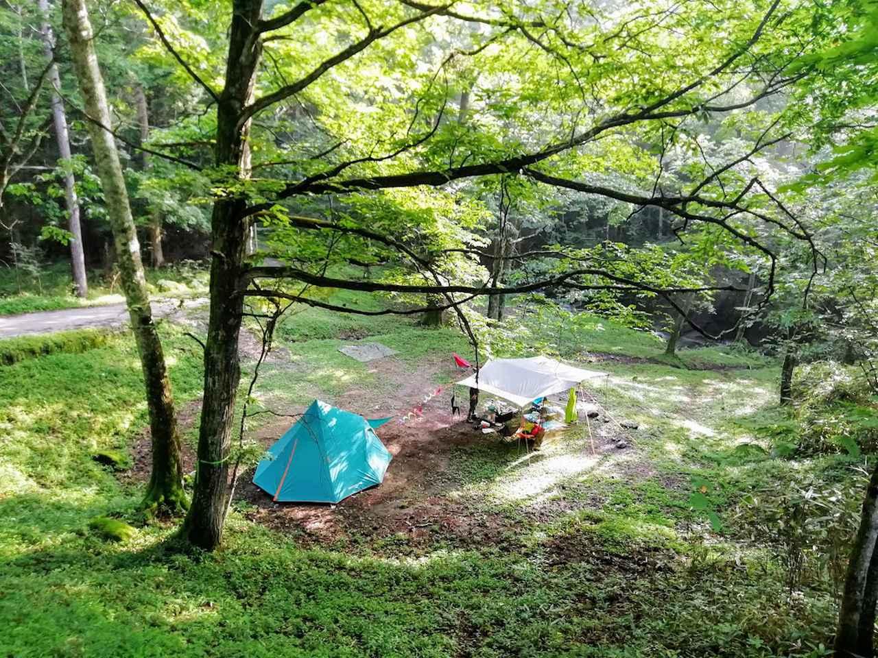 画像: 基本装備編・持ち物リスト【1】テント泊の必需品