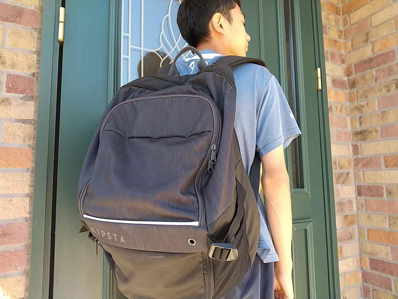 ジム用や子供の部活バッグに!大容量リュック・デカトロン「キプスタ バックパック」を徹底レビュー