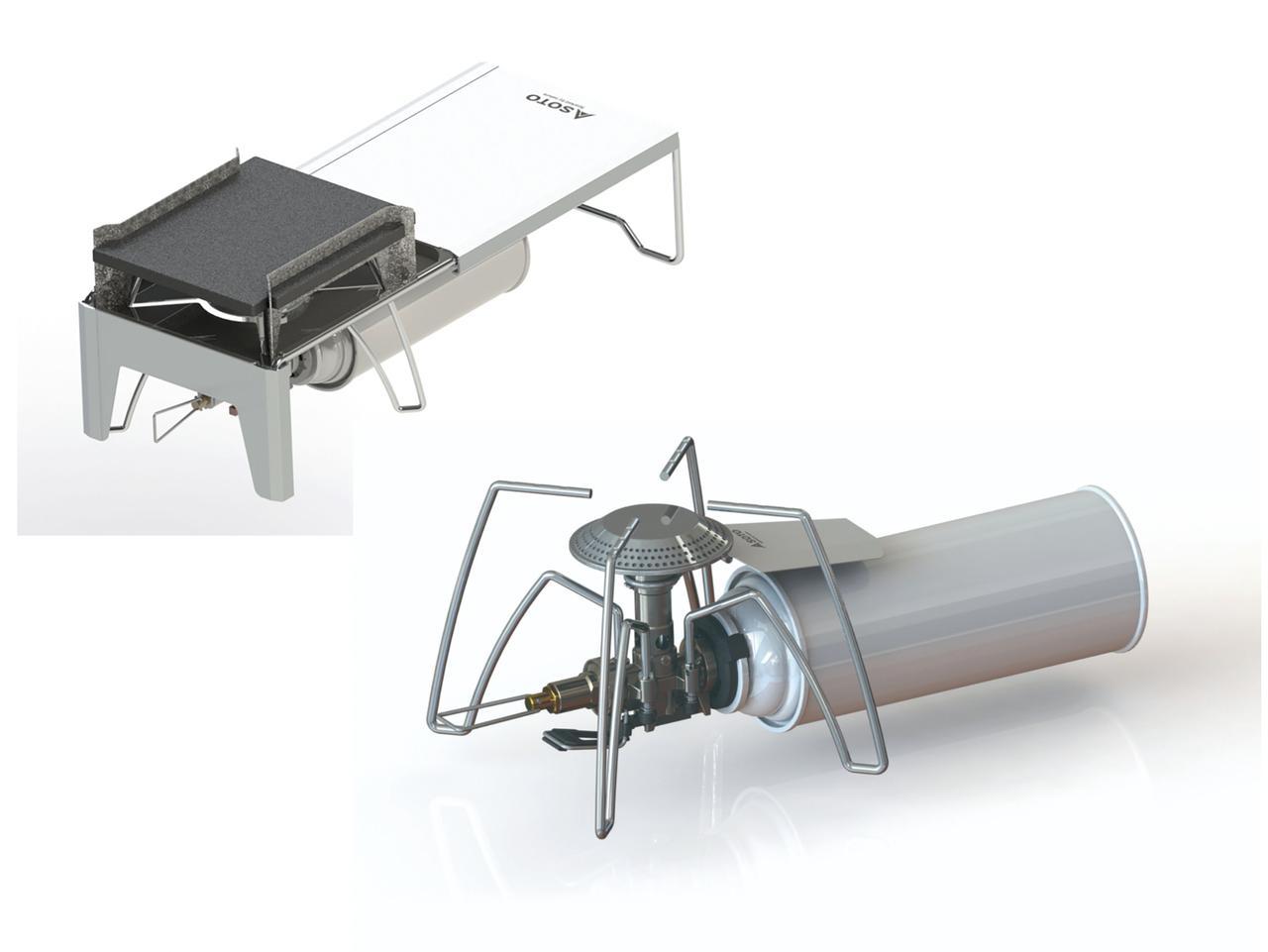 【SOTO 2022年新作】レギュレーターストーブがさらに進化!革命的なミニ鉄板など注目アイテム9種を速報でご紹介
