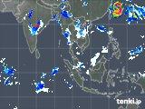tenki.jp×JAXA 南・東南アジアの雨雲の動き