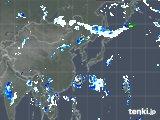 tenki.jp×JAXA 東アジアの雨雲の動き