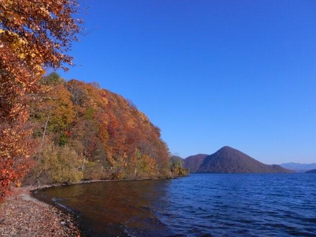 洞爺湖周辺の写真