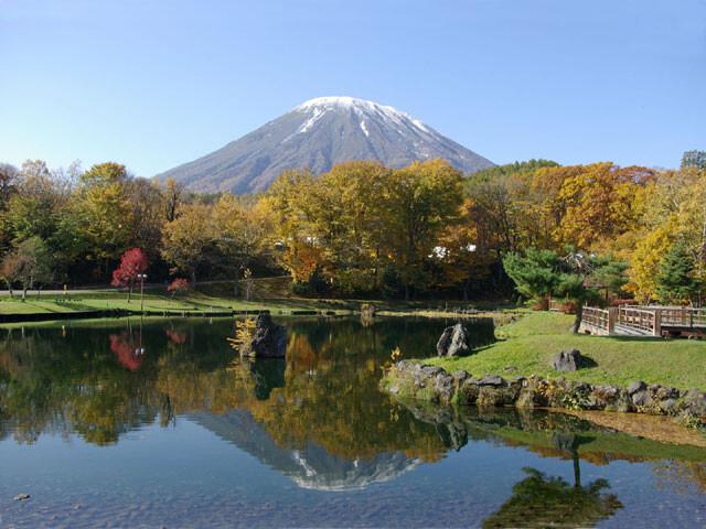 京極町ふきだし公園の写真