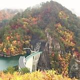 川俣湖・瀬戸合峡