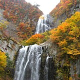 中ノ又渓谷(安の滝)