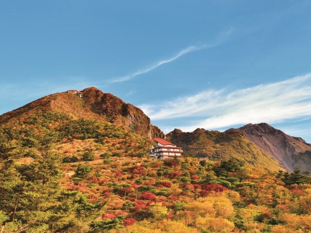 雲仙仁田峠の写真