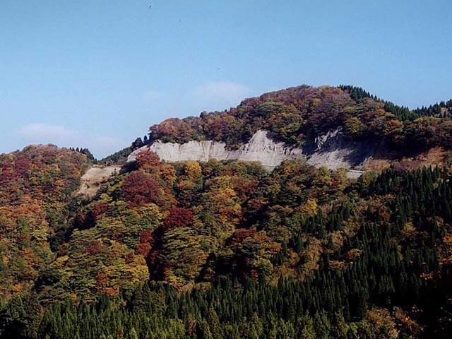宝達山の写真