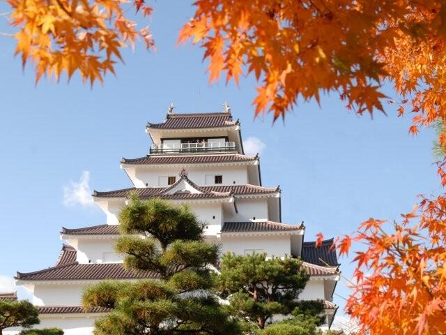 鶴ヶ城址の写真