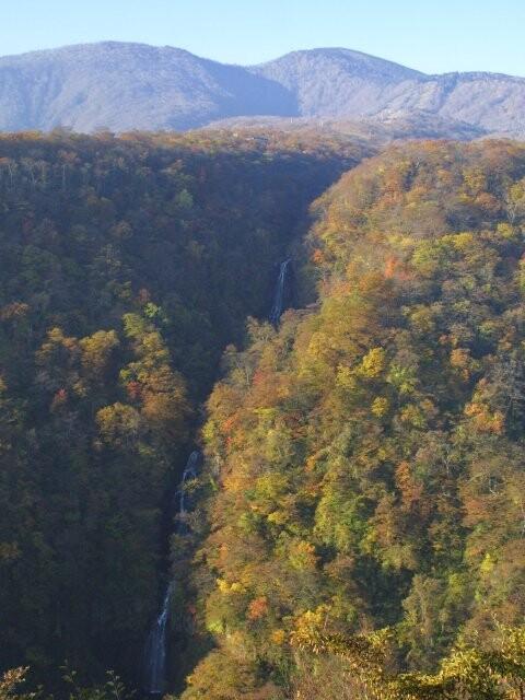 宮城蔵王(蔵王エコーライン・滝見台)の写真